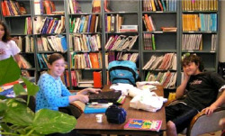 See a wide variety of curriculum materials at Covenant Home School Resource Center Bookstore.