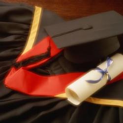 cap-gown