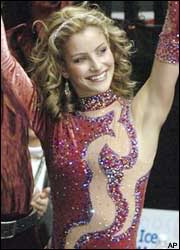 Tanith Belbin was homeschooled as a teen when preparing for her first Olympics.