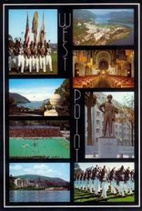 The military academies are actively recruiting homeschoolers. Shown here: a collage of West Point.
