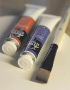 Learn oil pastel techniques quickly in a one-day homeschool art workshop with Connie Youmans.